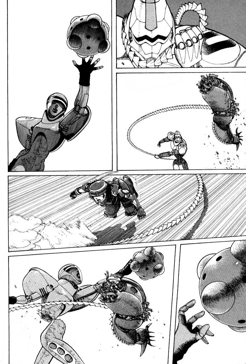 Battle Angel Alita chapter 22 trang 13