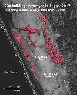 Rohingya/Rakhine. Chi ha appiccato il fuoco? (aggiornato)*