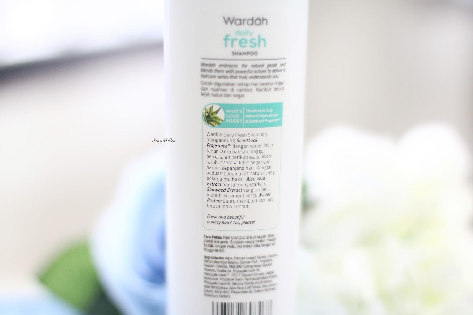 review, wardah, wardah shampoo, sampo wardah, sampo hijab, shampoo hijab, hijab, wardah beauty, wardah shampoo daily fresh