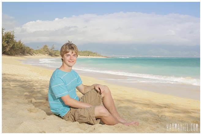 Maui Senior Portraits