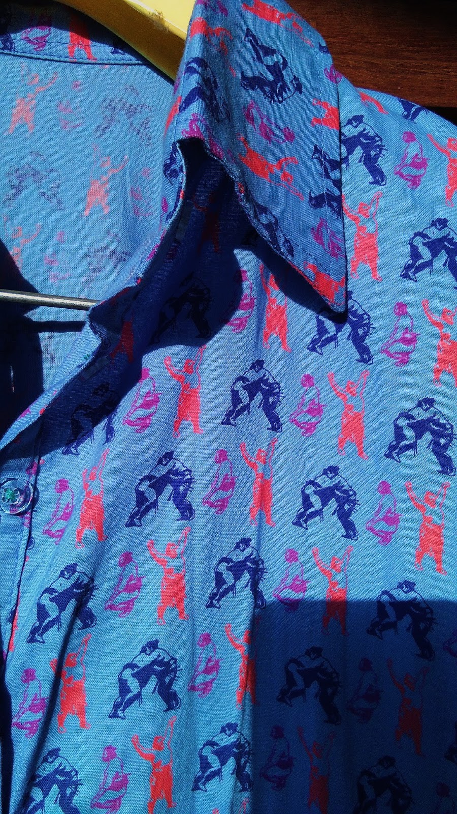 The Story Of Sumo Print Dress image