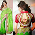 Fancy Saree Blouse Back Neck Designs Pattern For Women