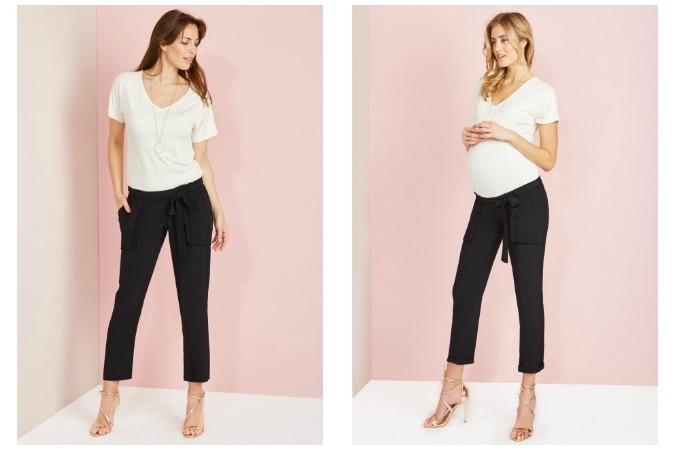 Life by envie de fraise - pantalones para antes, durante y después del embarazo