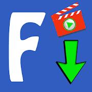 تحميل تطبيق  Video Downloader for Facebook