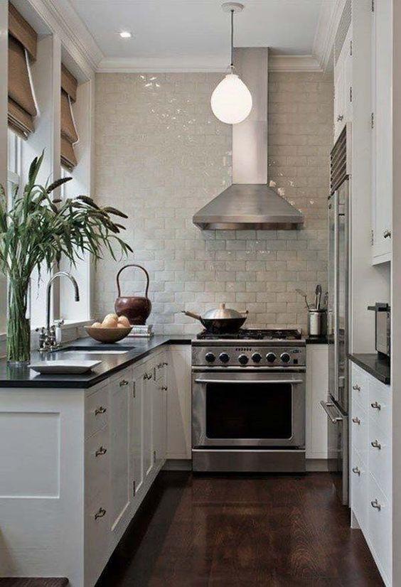 3 Layouts Die Coolste Küche Mit 28 Beispielen - De-Haus