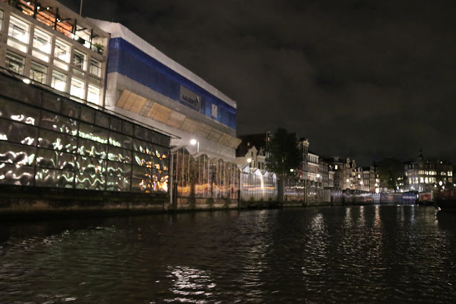 Kanavaristeilyllä Amsterdamissa 8