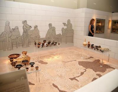 «Αμβρακία, τα νεότερα ανασκαφικά ευρήματα» στο Αρχαιολογικό Μουσείο της Άρτας