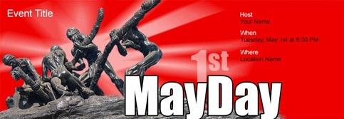 whatsapp may day images