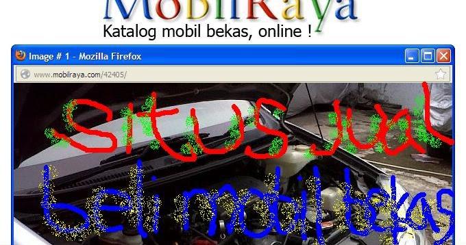 Situs jual beli mobil baru dan bekas terbesar di Indonesia
