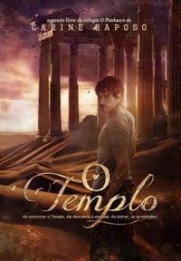 [Resenha] O Templo #02 - Carine Raposo