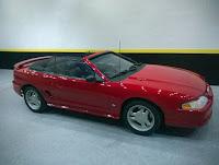 Mustang GT 1995 - Tamiya 1/24