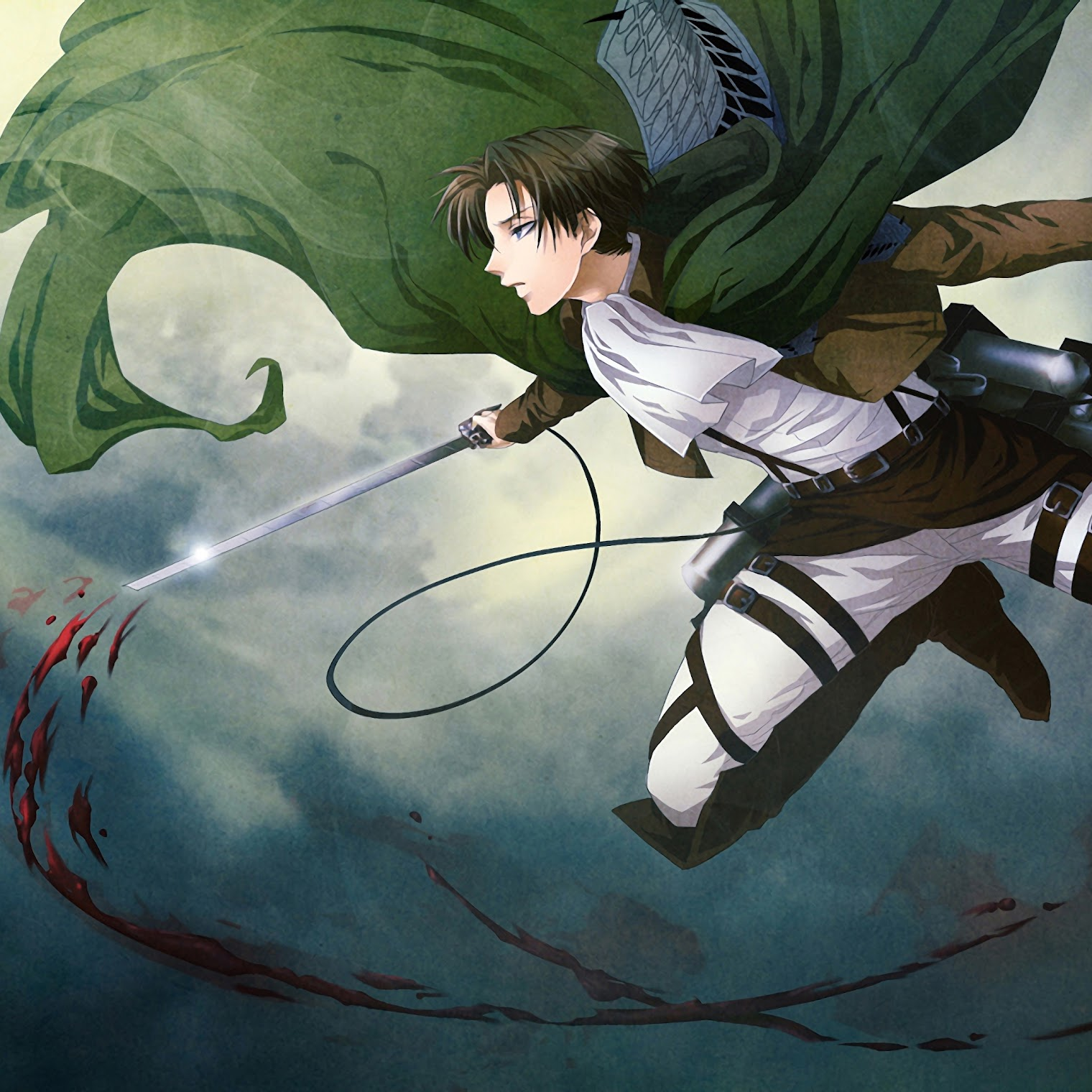 Check out this best collection of attack on titan iphone wallpapers with tons of high quality hd background for iphone 11, 11 pro max, x,. Levi, Attack on Titan, 4K, #59 Wallpaper