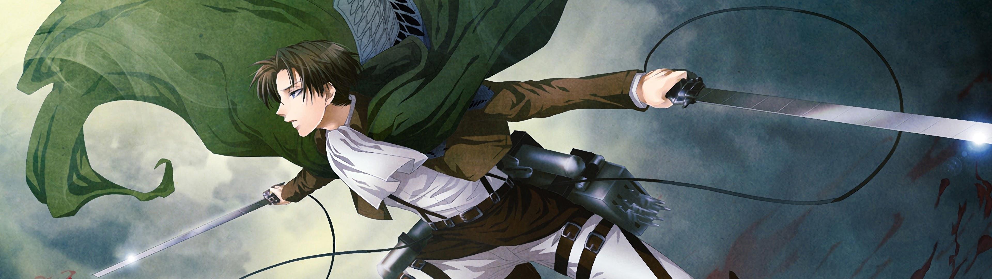 Levi Attack On Titan 4k Wallpaper 59