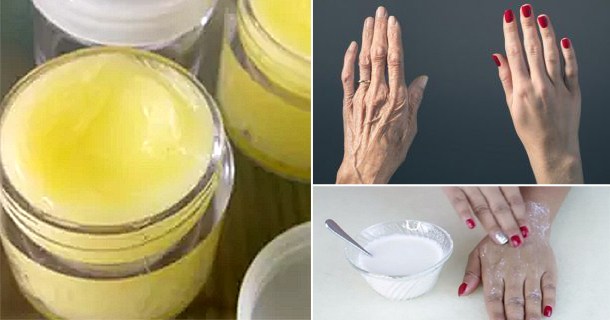 The Hands Of This 46-Year-Old Looked Like She Had 70 But When Her Friend Told Her This Secret Recipe, She Couldn't Recognize Her Hands!