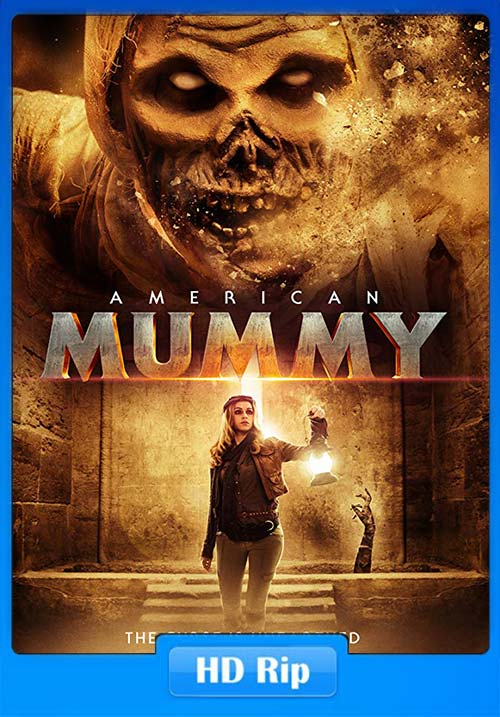 American Mummy 2014 720p BDRip Hindi Telugu Eng x264 | 480p 300MB | 100MB HEVC
