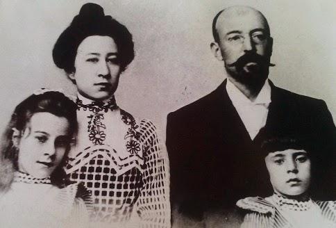 mauricio dumangin, responsável pelo projeto do complexo fepasa, e familia