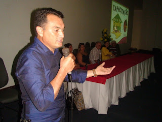 AGENTES COMUNITÁRIOS DE SAÚDE RECEBEM CAPACITAÇÃO SOBRE BOLSA FAMÍLIA