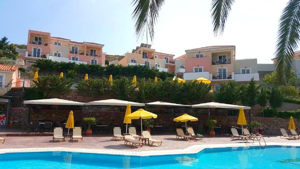 sunrise resort eftalou