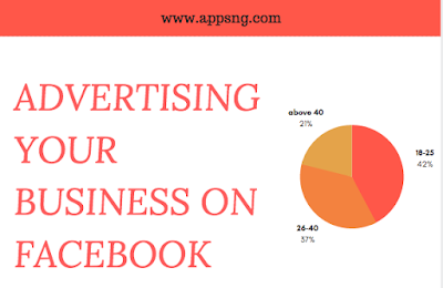 Advertising your business on Facebook
