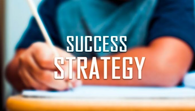 Success Strategy for Students Studying