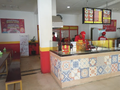 Restoran Ayam Nyelekit Perkenalkan Menu Baru