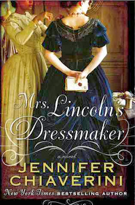 Mrs. Lincoln's Dressmaker - book cover