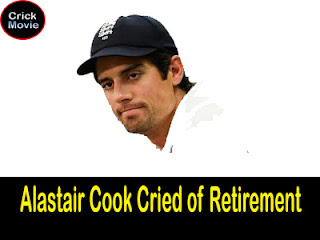 Alasteir Cook Retirement