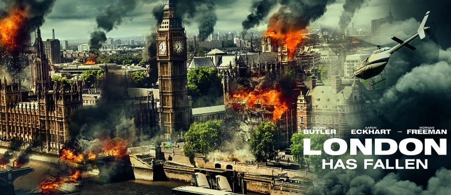 Luân Đôn Thất Thủ - London Has Fallen - 2016