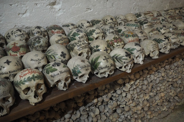 Bone House Hallstatt