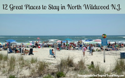 12 Great Places to Stay While Visiting North Wildwood in New Jersey