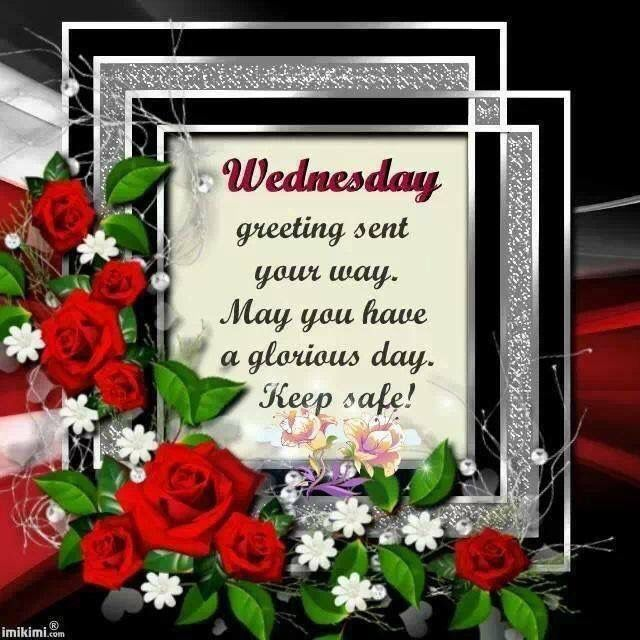 Everyday Cards- Wednesday Cards| Happy Wednesday