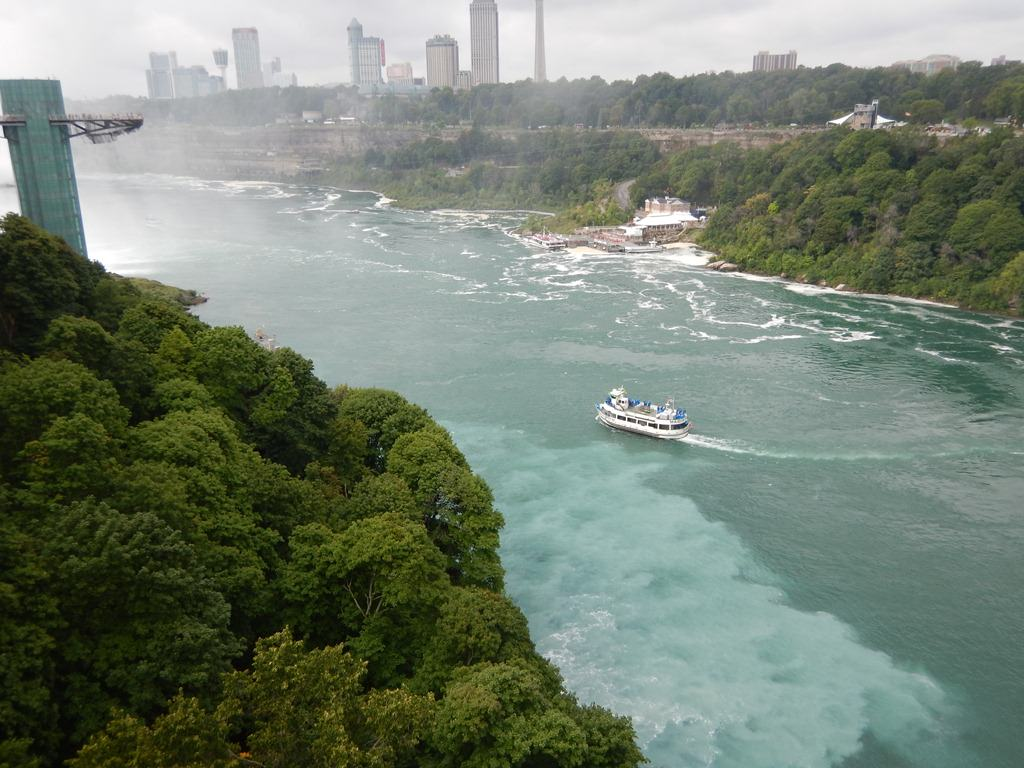 Passeio Maid of the Mist, Cataratas do Niagara