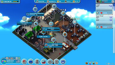 Mad Games Tycoon Game Screenshot 1