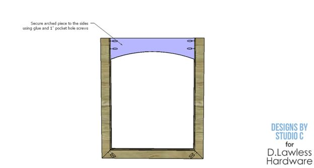 Mirror Frame Plan - Piece it together