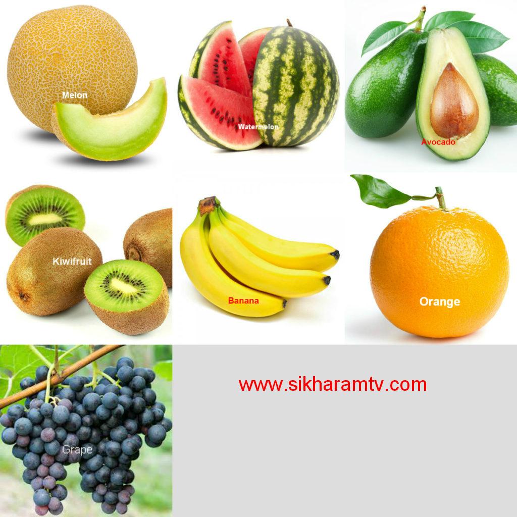 Seven Fruit That Help Lower High Blood Pressure - SIKHARAMTV