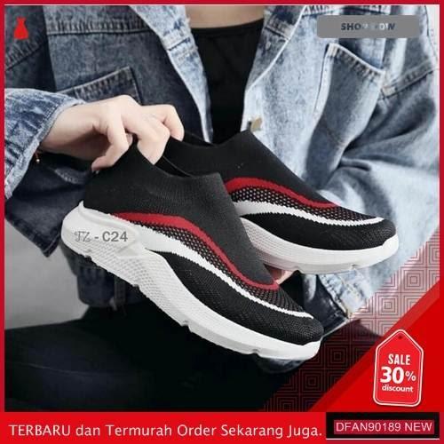 JUAL DFAN90189D170 SEPATU N SANDAL DI02x0170 WANITA SLIP ON TERBARU BMGShop