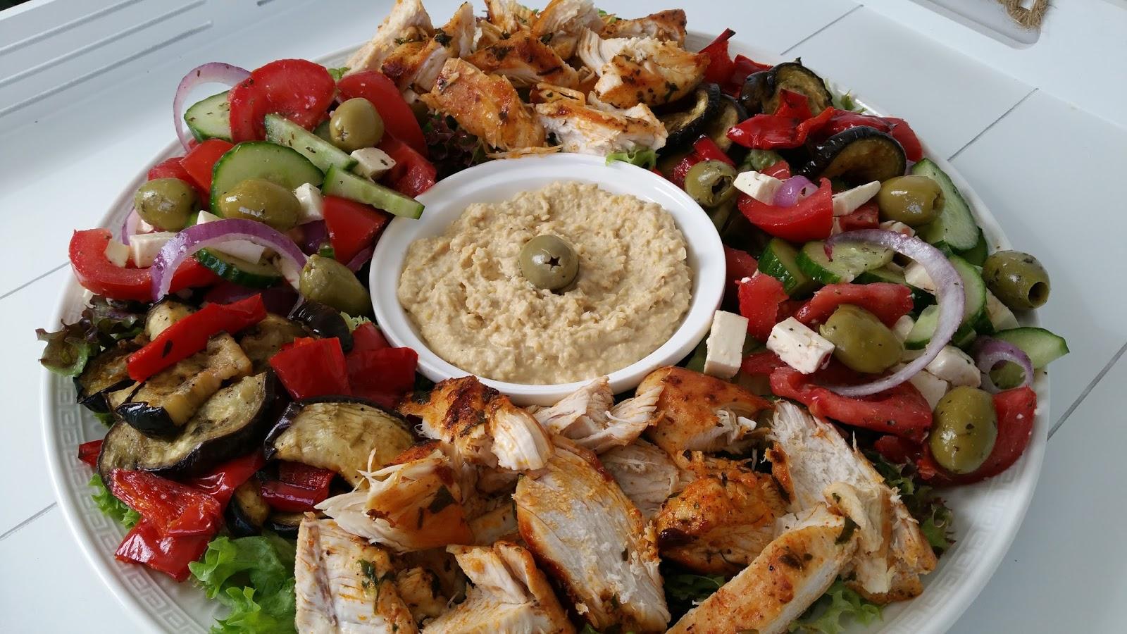 griekse gerechten kip