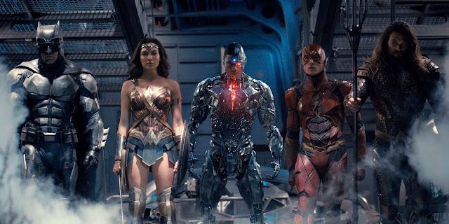 Liga da Justiça filme