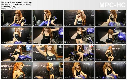 Download Video Rhere Valentina Model Sexy IMOS 2016 | www.insight-zone.com