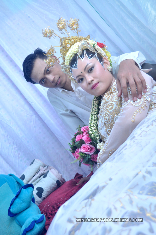 Resepsi Adat Pernikahan WINDARI & BUYUNG   Foto oleh : KLIKMG.COM Fotografer Wedding Purwokerto
