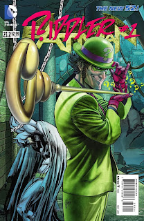 Batman 23 Riddler Cover