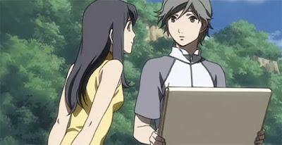 Anime yang sampai menikah - RahXephon