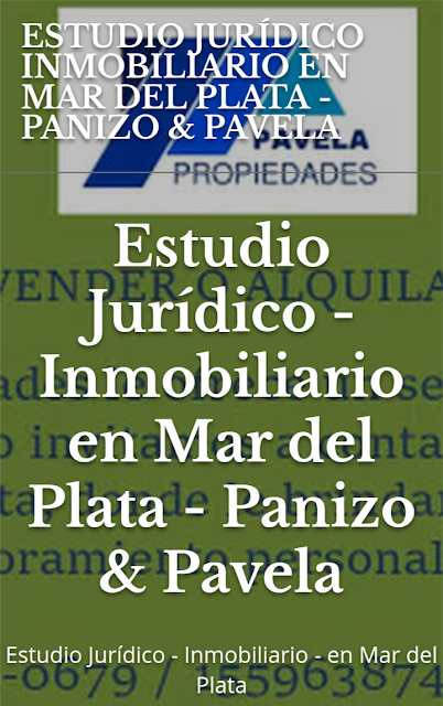 estudio jurídico inmobiliario en mar del plata
