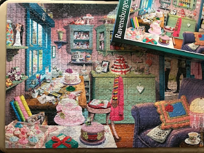 The Cake Shed jigsaw from Ravensburger