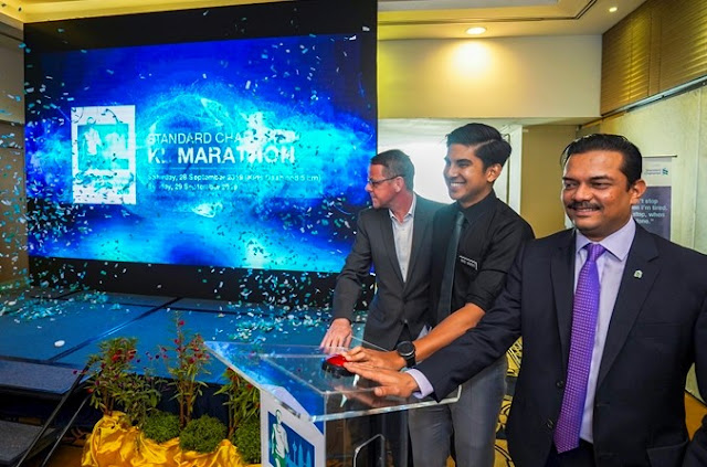 #SCKLM2019, Ballot Winners, SCKLM, Standard Chartered KL Marathon, SCKLM 2019, running, fitness, Minister of Youth and Sports, Syed Saddiq
