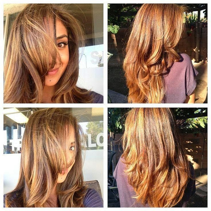 brunette hair color summer 2015 hair color highlighting and