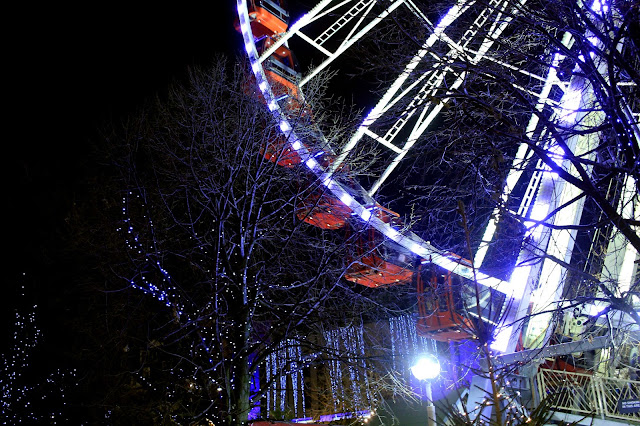 Edinburgh Christmas Market UK Travel Lifestyle Blog