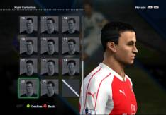 Ultigamerz Pes 2013 New Hairstyle Pack