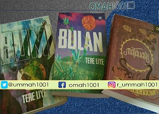 E-Book: Bulan - Tere Liye, Omah1001