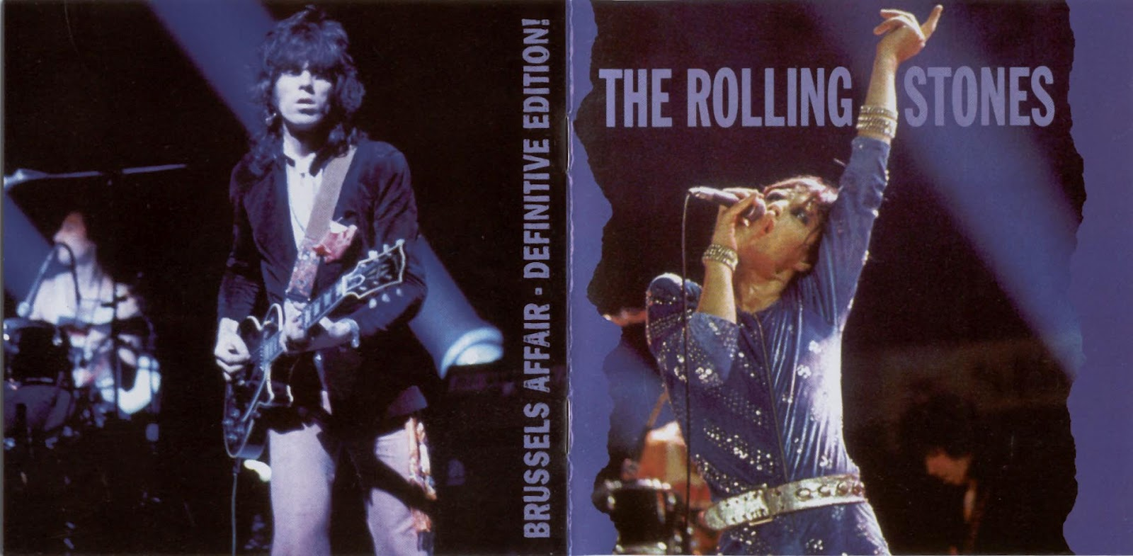 Bootleg Rambler: The Rolling Stones - 1973 Brussels Affair